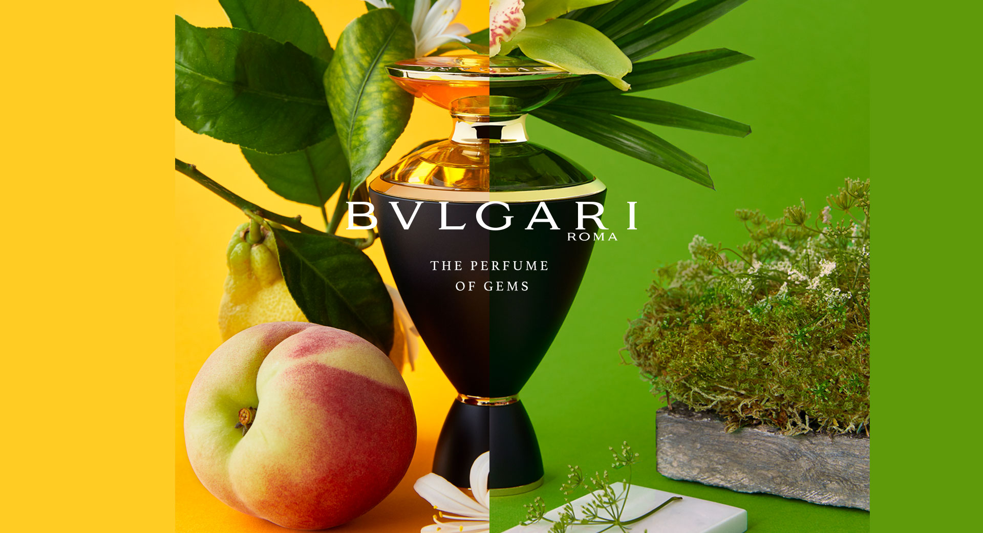 BVLGARI – The Perfume of Gems